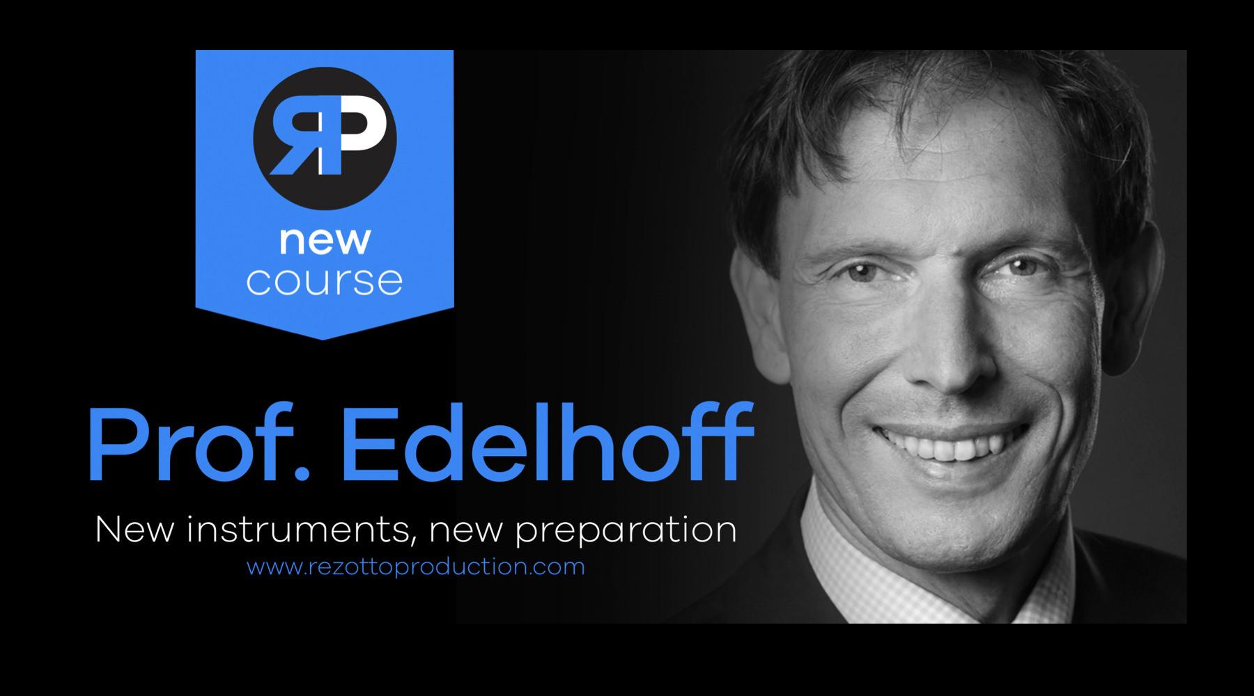 Prof. Edelhoff