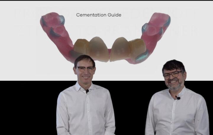 insertion aid for adhesive bridges - tutorial